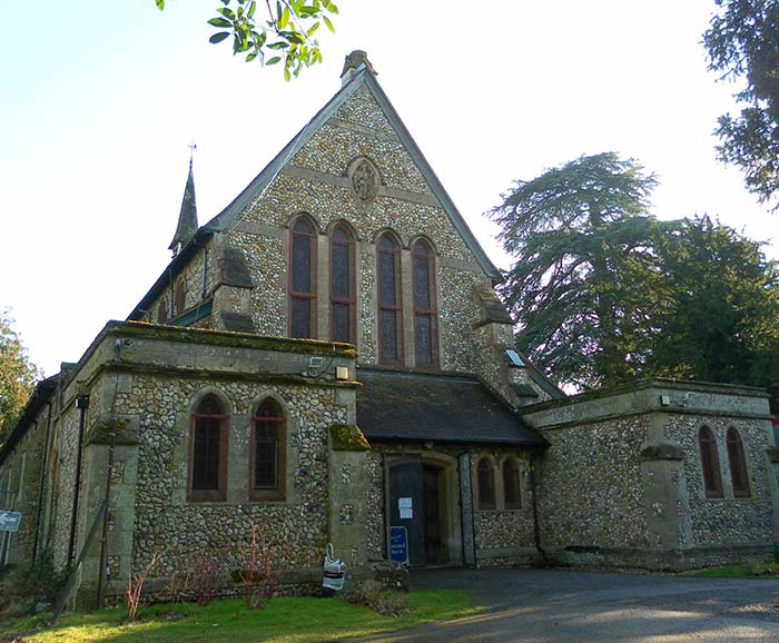 Chichester Community Development Trust: Graylingwell Chapel Redevelopment
