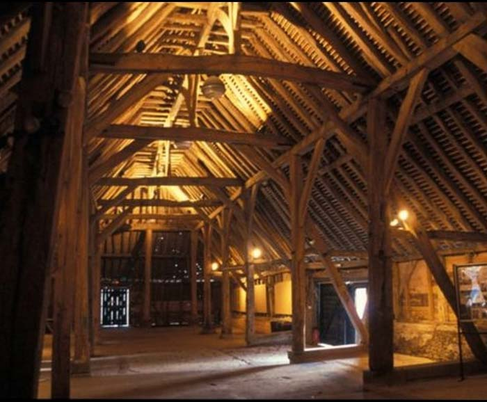 Guildford Borough Council Heritage Service: Wanborough Barn Education Feasibility Study