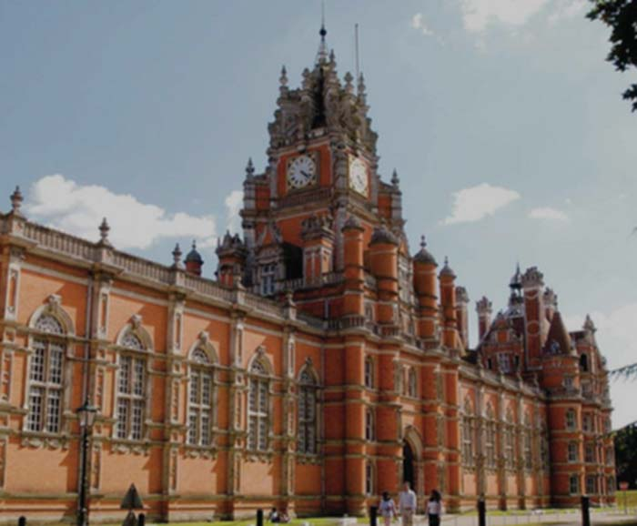 Royal Holloway, University of London: Citizens' Project Activity Plan