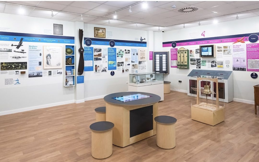 Rustington Museum reopens on the 1st November 2019 at its new location